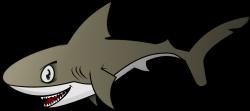 Free to Use & Public Domain Shark Clip Art | SEA ANIMALS CLIP ART ...