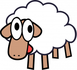 Sheep clipart animals clip art - WikiClipArt