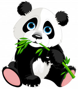 Cute panda cartoon clipart image gallery yopriceville | Clip art ...