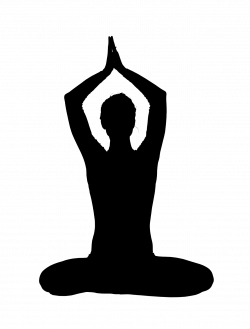 Yoga-Silhouette | Inspiration | Pinterest | Silhouettes, Yoga and ...