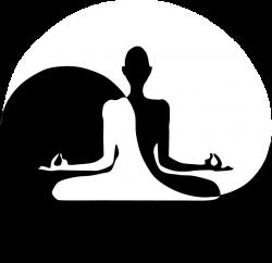 Yin Yan Yoga Clipart - Clipart Creationz