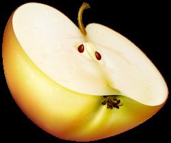 Apple Slice PNG Clip Art