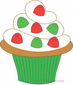Cupcake Clipart Black And White | Clipart Panda - Free Clipart Images