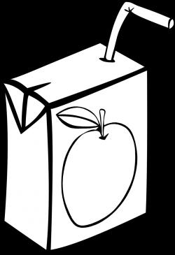 Public Domain Clip Art Image | Fast Food, Drinks, Juice, Apple | ID ...