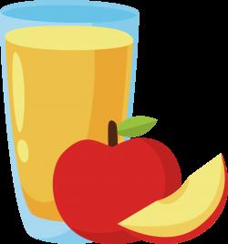 Apple juice Clip art - Apple juice illustration design 4136*4439 ...