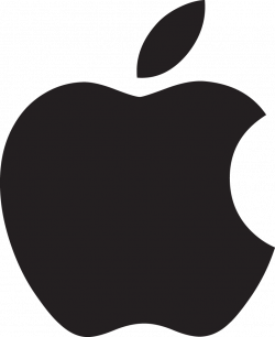 Apple Logo Download Free Png Vector #14911 - Free Icons and PNG ...