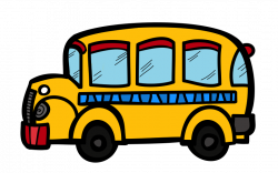 The Creative Chalkboard: Free School Bus Clipart and KIDS Bundle ...