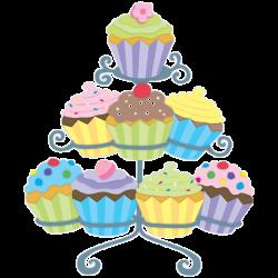 gateaux,tubes | Cupcake World! | Pinterest | Clip art, Craft and ...