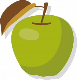 Apple Manzana verde Clip art - Ripe green apple 2808*2922 transprent ...