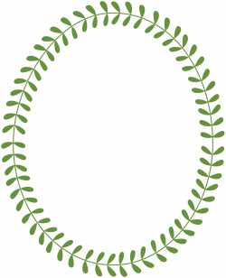Free Oval Border Frame   Graphics-Fonts-Printables   Pinterest ...