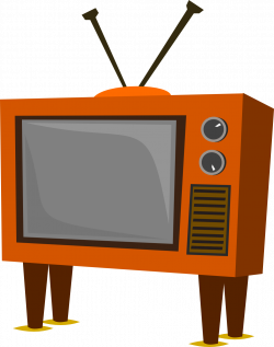 old television | Funky Old Tv openclipart.org commons.wikimedia.org ...