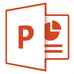 Microsoft Powerpoint Icon Microsoft powerpoint #482 - Free Icons and ...