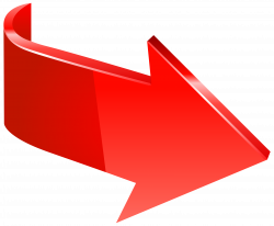 Red Arrow Right Transparent PNG Clip Art Image | Gallery ...