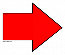 Red Arrow Clipart