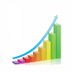 Business Growth Chart PNG Transparent Images (52+)