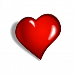 File:Redheart.png - Wikimedia Commons | Hearts ♥ L♥ve | Pinterest ...