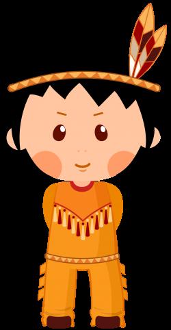 Native American Boy Clipar PNG Image | ideias | Pinterest | Native ...
