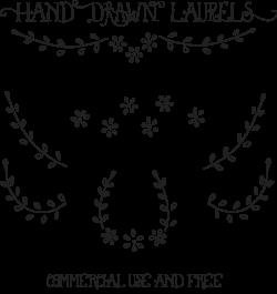 Royalty Free Images Hand Drawn Laurels Clip Art Vectors Oh So ...
