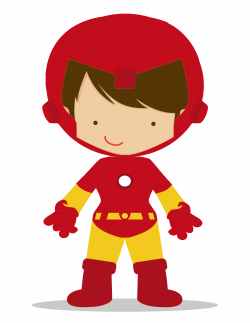 Avenger Babies Clipart. - Oh My Fiesta! for Geeks