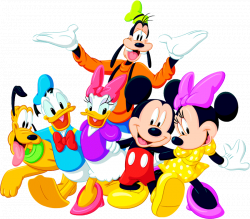 Cartoon Characters Clipart at GetDrawings.com | Free for personal ...