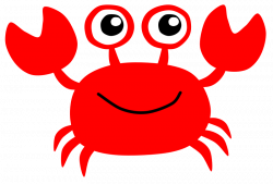 28+ Collection of Crab Clipart Transparent Background | High quality ...