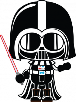 28+ Collection of Baby Darth Vader Drawing | High quality, free ...