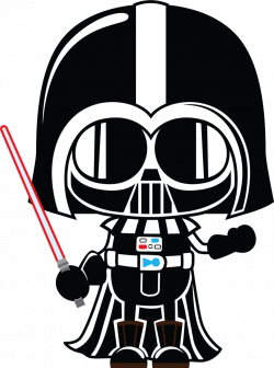 28+ Collection of Darth Vader Clipart Png | High quality, free ...
