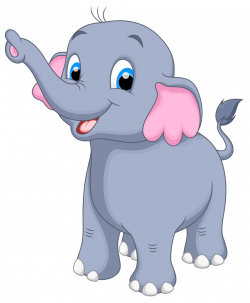 Free Cute Baby Elephant Clipart Images (34 Images) - Free Clipart ...
