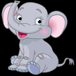Baby elephant elephant images clip art - Clipartix