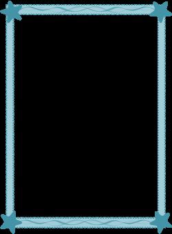 Clipart - Sea frame