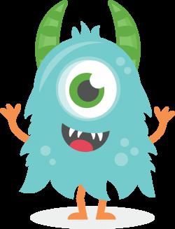 monster clipart cute - Pesquisa Google | Monster | Pinterest ...