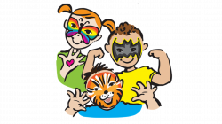 Face Painting Clipart at GetDrawings.com | Free for personal use ...