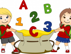 clipart of kids child learning clipart children learning clipart ...