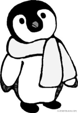 Baby Girl Penguin Clipart - ClipartBlack.com