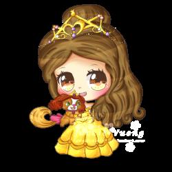 Belle Cinderella Rapunzel Beast Princess Jasmine - baby princess ...