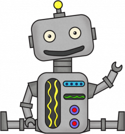 28+ Collection of Robot Clipart Images   High quality, free cliparts ...