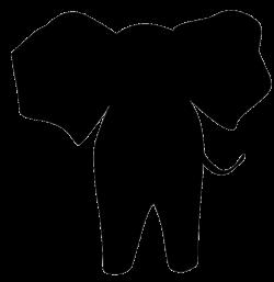 Animal Silhouette, Silhouette Clip Art | seseliai | Pinterest ...