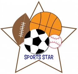 SportsStar.png 861×828 pixels | Baby shower | Pinterest | Clip art ...