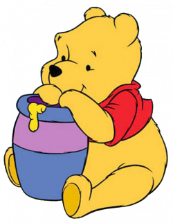 Baby Pooh Bear Clipart at GetDrawings.com | Free for personal use ...