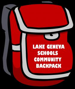 Community Backpack - Lake Geneva Schools