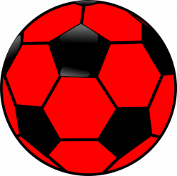 Ball clipart red - Pencil and in color ball clipart red