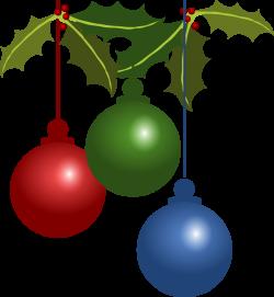 Public Domain Clip Art Image | Christmas ornaments | ID ...