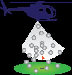 Golf Ball Drop   Gary Dineen Legacy
