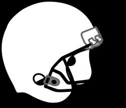Ball Clipart Football Helmet #2364219