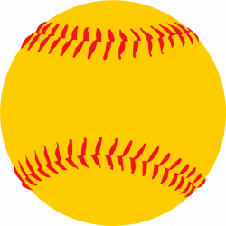 28+ Collection of Softball Clipart Transparent | High quality, free ...