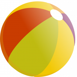 Beach Ball Clipart Black And White | Clipart Panda - Free Clipart Images
