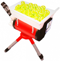 Tennis Ball Launcher (Off the Record) | Dead Rising Wiki | FANDOM ...