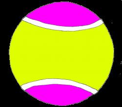 Tennis ball clip art 2 - Clipartix
