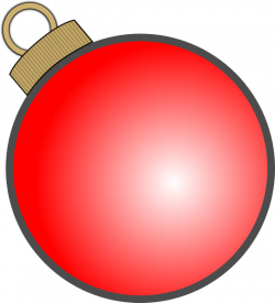 Christmas Ball Ornament Clip Art at Clker.com - vector clip art ...