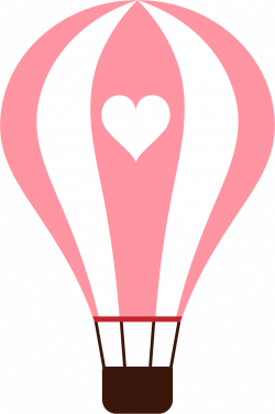 Hot air balloon Cartoon Clip art - Pink balloon design 801*1206 ...